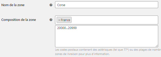 Boxtal_Woocommerce-BO_Param_trage-zone-Corse.PNG